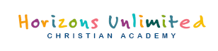 Welcome to Horizons Unlimited Christian Academy preschool, we strive to provide a safe, healthy, Christian environment in which a child can grow intellectually, emotionally, socially, spiritually, and physically.